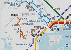 箱根登山電車の箱根湯本〜強羅間が運転再開