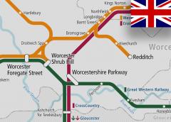 ナショナル・レールの新駅「ウスターシャー・パークウェイ駅」が営業開始