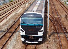 特急「踊り子」「湘南」に投入されるE257系リニューアル車両