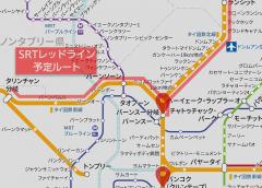 バンコク首都圏の新しい都市鉄道「SRTレッドライン」2021年3月試験開業