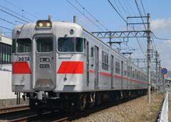 山陽電気鉄道3000系アルミ車