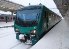 五能線・奥羽本線で運行されている快速「リゾートしらかみ」
