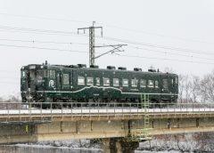道南いさりび鉄道のキハ40形気動車