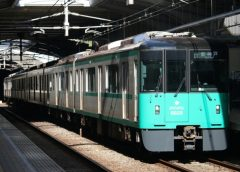 神戸市営地下鉄西神・山手線6000形車両