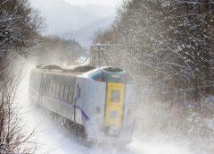 函館駅〜札幌駅間の特急「北斗」も一部の列車が運休(イメージ)