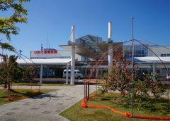 いわて花巻空港ターミナルビル(写真AC/J.J)