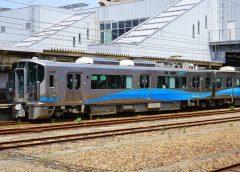 あいの風とやま鉄道521系1000番台電車