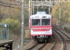 神戸電鉄3000系電車(写真AC/leap111)