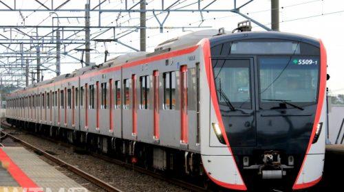 都営地下鉄浅草線5500形電車(りっくん_/写真AC)