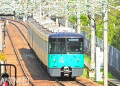 神戸市営地下鉄西神・山手線6000形電車(KOBE の 写真家/写真AC)