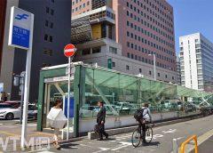 福岡市地下鉄七隈線 天神南駅出入口(Katsumi/TOKYO STUDIO)
