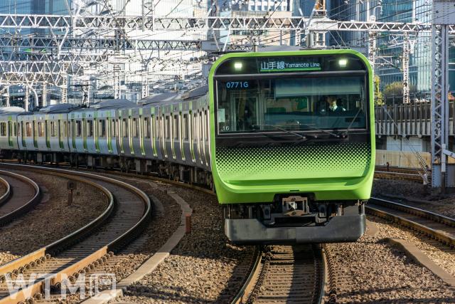 山手線で運行されているJR東日本E235系0番台電車(Tsushimahikari/写真AC)