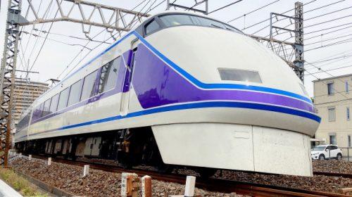 東武特急「スペーシア」100系電車(fujikiseki1606/写真AC)