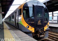 特急「しおかぜ」「いしづち」に使用されるJR四国8600系電車(JAPAN NAVY/写真AC)
