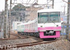 新京成電鉄8800形電車(nkm03/写真AC)