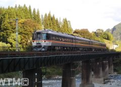 特急「ワイドビューひだ」で運行しているJR東海キハ85系気動車(猫三郎/写真AC)