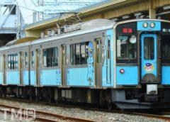 青い森鉄道701系電車(K.M=KARIBITO/写真AC)