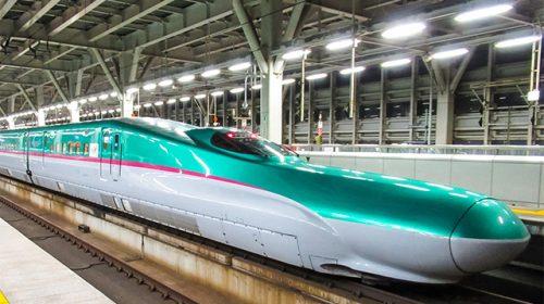 東北新幹線E5系(nozomi500/写真AC)