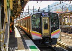 上越線で運行しているJR東日本E129系電車(りっくん_/写真AC)