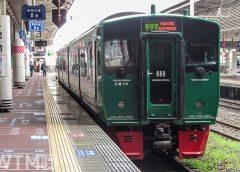 博多駅に停車中の特急「みどり」JR九州783系電車(nozomi500/写真AC)