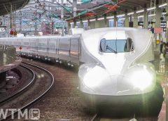 東海道・山陽新幹線N700系(nozomi500/写真AC)