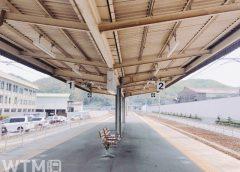 呉線竹原駅ホーム(Shibao/写真AC)