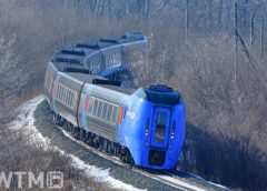特急「おおぞら」で運行しているJR北海道キハ283系気動車(中村 昌寛/写真AC)