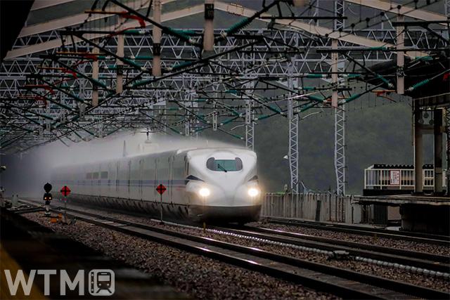 山陽新幹線N700S(e**********************m/写真AC)