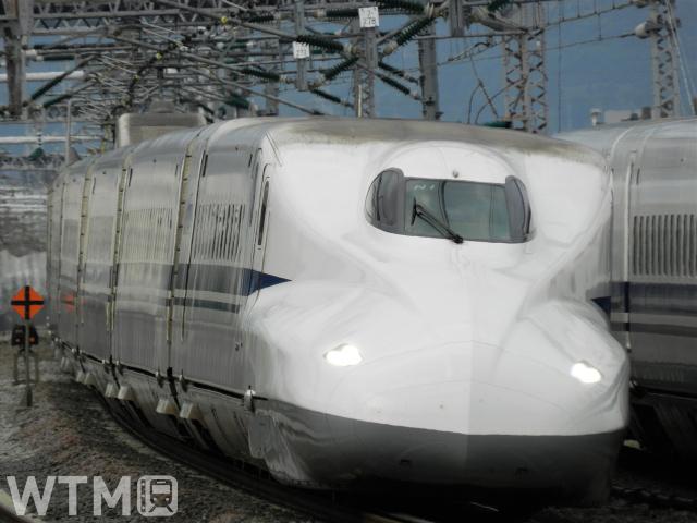 東海道新幹線N700系(マイペイ/写真AC)