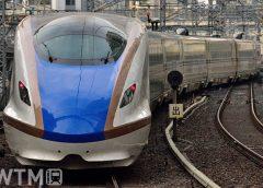 北陸新幹線E7系(D850/写真AC)