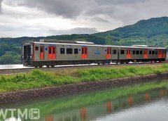 長崎本線などで運行しているJR九州YC1系ハイブリッド気動車(hiro71/写真AC)