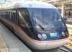 長野駅に停車中の特急「(ワイドビュー)しなの」JR東海381系電車(SakuraiAmi/写真AC)