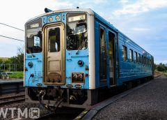 釧網本線で運行しているキハ54形気動車(nozomi500/写真AC)