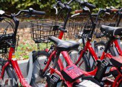 「ドコモ・バイクシェア」で利用できるシェアサイクル(ドンチャック/写真AC)