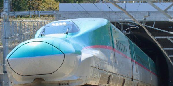 青函トンネル210km/h走行 北海道新幹線3分短縮 2021〜2022年末年始も実施 JR北海道
