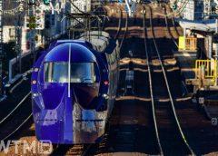 特急「ラピート」で運行している南海50000系電車(Kizzgawa/写真AC)