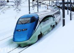 山形新幹線E3系「とれいゆ つばさ」(ちょこピー/写真AC)