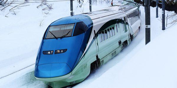 足湯のある新幹線「とれいゆ つばさ」が運行終了へ 11月23日は上野駅に登場 JR東日本