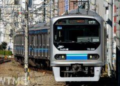 東京臨海高速鉄道りんかい線70−000形電車(Tsushimahikari/写真AC)
