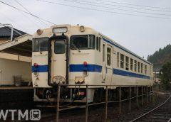 日南線などで運行しているJR九州キハ40系気動車(KUZUHA/写真AC)