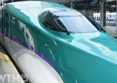 北海道新幹線H5系(D850/写真AC)