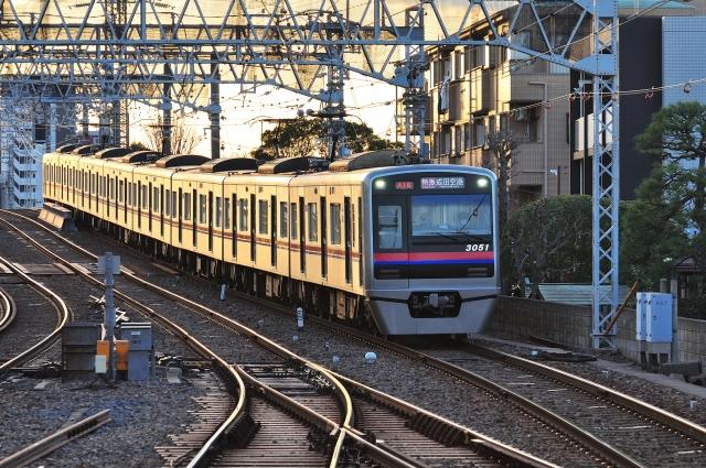 京成3000形車両
