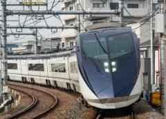 「シティライナー(成田山開運号)」で使用される京成スカイライナーAE形