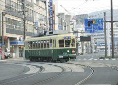 長崎電気軌道211形電車