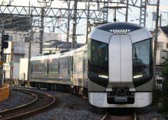 特急「リバティ」のほか「スノーパル23:55」でも使用される東武500系電車(写真AC/kiss x7)